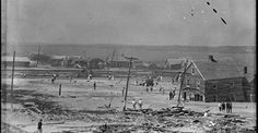 The Great Hurricane of 1933. Ocean City MD