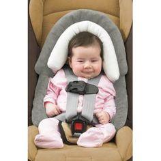 Mysigt inlägg för baby till babyskyddet, bilbarnstolen eller barnvagnen.