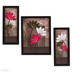 Checkout this latest Paintings_500-1000 Product Name: *Stylish Synthetic Wood Painting Without Glass* Material: Synthetic Wood Size: 5.2 X 12.5 9.5 X 12.5 5.2 X 12.5 INCH Description: It Has 3 Piece Of  Set Of Paintings Without Glass Country of Origin: India Easy Returns Available In Case Of Any Issue   Catalog Rating: ★4.2 (739)  Catalog Name: Synthetic Wooden Frames Vol 1 CatalogID_9902 C127-SC1611 Code: 462-99786-435