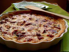 Ma Cuisine Végétalienne: Quiche aux champignons (Vegan)