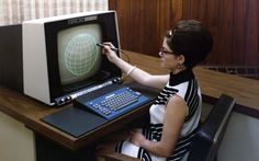 Computer graphics, c.1970