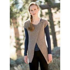 Millay Jacket Pattern | InterweaveStore.com