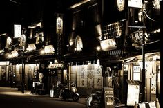 Asakusa as Before by Starfires on Flickr. (黒ネコ)