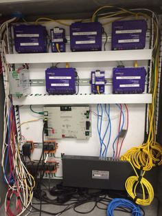 Fieldserver application for integration into an Emerson DeltaV of HVAC units, a Genset, vav boxes, fire alarm, and chillers Emerson, Integrity, Boxes, The Unit, Fire, Crates, Data Integrity, Box, Cases