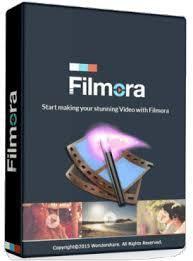Wondershare Filmora 8.4.0.1 Crack Full Keygen Free download