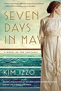 With Love for Books: Seven Days in May by Kim Izzo - Book Review & Gues...