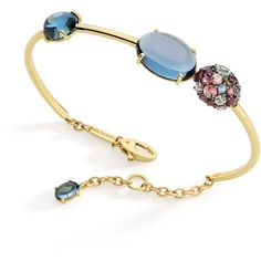 Dancing to a Brazilian beat with blue and pink topaz, brown diamonds and rubies the Baobab Bubbles bracelet is an essential summer piece guaranteed to heat up the mood. We're thinking poolside glamour, rooftop cocktails and sultry summer nights - 18k Gold Jewelry, Engraved Jewelry, Pandora Jewelry, Jewelry For Her, Fine Jewelry, Diamond Bracelets, Jewelry Bracelets, Gold Bangles, Sapphire Bracelet