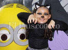 Imágenes: así celebran el Halloween los niños de Cali