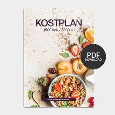 Denne kostplan på 1500 kcal er udarbejdet af vægttabs-ekspert Henrik Duer og diætist Stine Albrechtsen. Kom i gang med at tabe dig i dag!