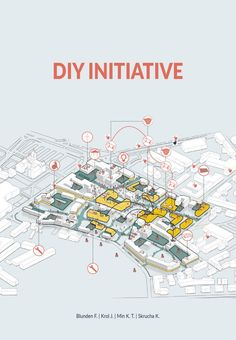 DIY Initiative Group Urban Strategy project  Executive Summary  The DIY Initiative group urban strategy masterplan proposes the DIY initiative aiming to empower communities through production for the masses rather than mass production.  The main issues identified in Slupsk are: energy poverty, social migration, social housing, deprivation and unemployment. Through analysis of the demographics and social relations in Slupsk, two social forces were identified – the state interventions…