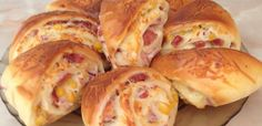 Érdekel a receptje? Croatian Recipes, Hungarian Recipes, Fun Cooking, Cooking Recipes, Eastern European Recipes, Savory Pastry, Salty Snacks, Breakfast For Dinner, Food Humor