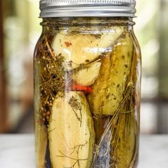 Permalink to: Killer Spicy Garlic Dill Pickles