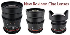 Video Look at Rokinon 35mm T/1.5 Cine Style Lens