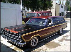 1967 Ford Fairlane Wagon