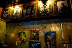The peaceful haven for all whose mind is not at comfort. B.B. King Blues Club. A place to see on Beale Street in Memphis