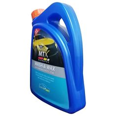 Model: MA-SW2000 2000mL MTX WASH & WAX FORMULATE TO CLEAN & PROTECT CAR PAINT Hi-Foam wash formula gently removes dirt & grime Smooth surface & shine at all times Clearcoat Spot free brilliant finish Wax booster formula It contains Sodium, Lauryl, Ether, Sulfate, PKD, Carnauba wax, Thickener, Perfume & others.