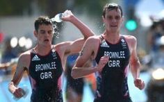 Alistair Brownlee becomes first man to retain Olympic triathlon gold ahead of brother Jonathan in dominant display in Rio