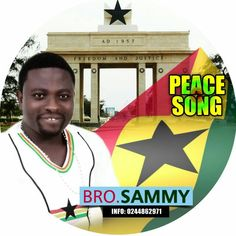Brother Sammy releases Peace song ahead of election 2016   Sensational worshiper and gospel music star Brother Sammy has ahead of the general elections scheduled on the 7th of December this year tipped as a gospel peace song going down in history. The song Ma Oman Mu Nsem' touches on some violent related elections in other countries and the problems those nations have faced as a result of that. In the Ma Oman Mu Nsem song Sammy puts together some national peace songs joined with Biblical…