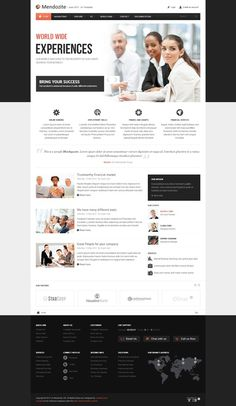 42 best joomla 30 responsive templates images on pinterest joomla ja mendozite responsive joomla template for professional services cheaphphosting Choice Image