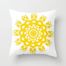 SUN Home Textile, My Works, Textiles, Throw Pillows, Sun, Fabric, Pattern, Inspiration, Color