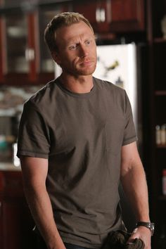 "Kevin McKidd. He's about to say, in his own special way,  ""Christine..."" before trying to explain away some piece of stupidity :) I <3 Owen."