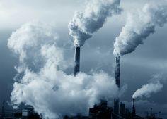 L'aria che respiriamo tutti i giorni è inquinata.