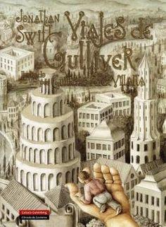 """EL LIBRO DEL DÍA: """"Los viajes de Gulliver"""", de Jonathan Swift. ¿Has leído este libro? ¿Nos ayudas con tu voto y comentario a que más personas se hagan una idea del mismo en nuestra web? Éste es el enlace al libro: http://www.quelibroleo.com/los-viajes-de-gulliver ¡Muchas gracias! 19-5-2013"""