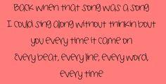 Keith Urban and Miranda Lambert - We Were Us Country Music Song Lyrics