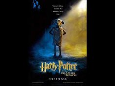 Original Harry Potter Chamber of Secrets Dobby Theater Poster Harry Potter 2, Harry Potter Poster, Mundo Harry Potter, Daniel Radcliffe, 2 Movie, Love Movie, Perfect Movie, Hermione Granger, Ron Weasley
