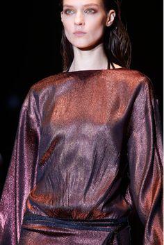 Love this tissue #Gucci in #MilanFashionWeek #SpringSummer2014
