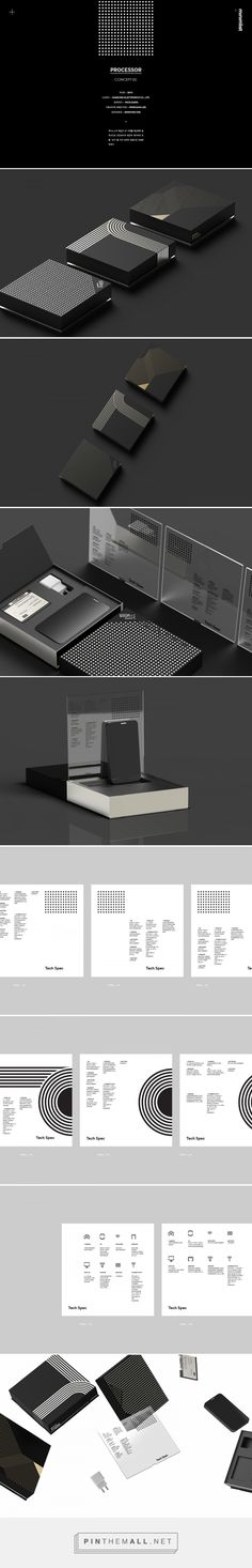 Samsung Exynos Packaging Concept by minimalist