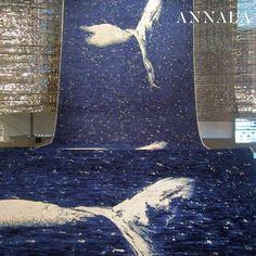 www.annala.fi #annalaoy #madeinfinland #lapua #design #madetolast #wovenfabrics #scandinavian #fabrics #trends #evergreens #brand #custommade #heavyusefabrics #flameretardant #lapinyliopisto #heidipietarinen Fabrics also available in our webshop!