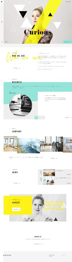 ESTYLE,Inc 株式会社エスタイルのコーポレートサイト