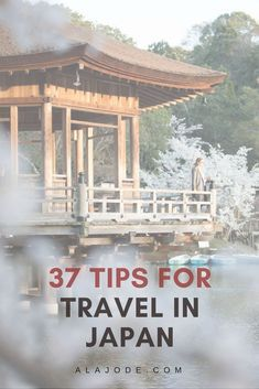 37 tips for travelling in Japan. Ready to set off on your first trip to Japan? Japanese etiquette is an important part of Japanese culture and it's a good idea to understand a little before you travel to Japan. These 37 Japan travel tips will prepare you