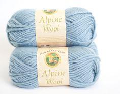 Alpine Wool Bayleaf by PenandHook on Etsy
