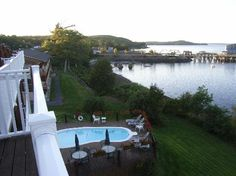 the bayview in bar harbor, me