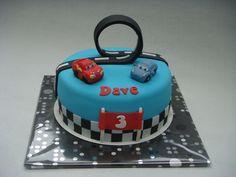 Cars Taart Cake Decorating Community Cakes We Bake cakepins.com