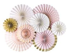 Items similar to Pink And Gold Party Decorations Party Decor Paper Fans Party Fans Princess Party Birthday Party Ideas Wall Decor Party Supplies Party Favor on Etsy Pink Birthday, First Birthday Parties, First Birthdays, Birthday Ideas, Winter Birthday, Birthday Games, Birthday Table, Paper Fan Decorations, Gold Party Decorations