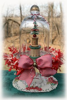 Prepare yourself for Vintage Christmas overload today. lol   ( is there such a thing?)  Not in my book , that's for sure.  ( wink)  I ...