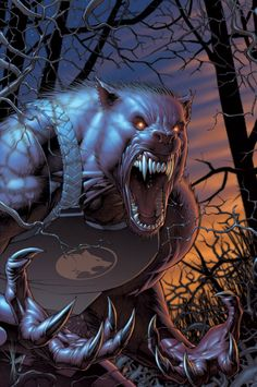 The Astounding Wolf-Man by Dale Keown