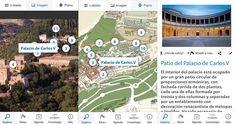 La Alhambra se mete en tu móvil   Hoteles de lujo en España   Vincci Hoteles