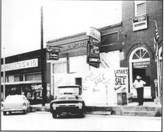 Lamar's Downtown Douglasville Old Pictures, Old Photos, Sweetwater Park, Lithia Springs, Rio Vista, Loft Office, Douglas County, Georgia On My Mind, Co Working