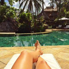 Ein Hotel-Tipp für Ubud in Bali, Indonesien. #bali #indonesien