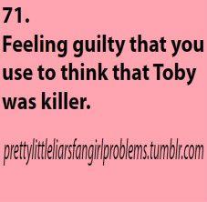 Pretty Little Liars Fan Girl Problems #71