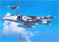 Sea Harrier GR Mk 7 (Koike Shigeo)