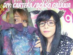 DIY Cartera/Bolso Galaxia  https://www.youtube.com/watch?v=kJy59x9Faac