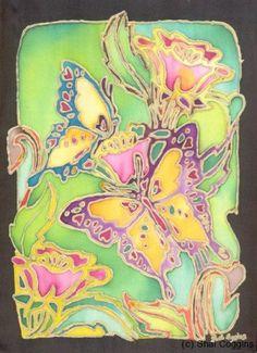 Batik artwork. Breath taking.