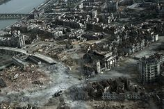 Digital stereoscopic reconstruction of Warsaw destroyed during World War II / epic, epic project