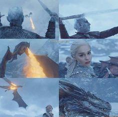 Viserion & Daenerys (7x6)