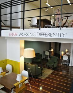 Enjoy Working Differently, Coworking Space - Urban Station Mendoza, Mendoza, Argentina